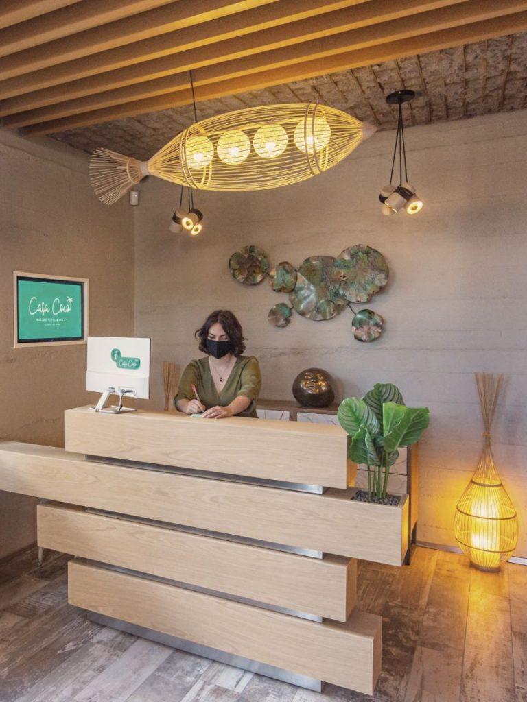 Casa Coco Hotel Lobby