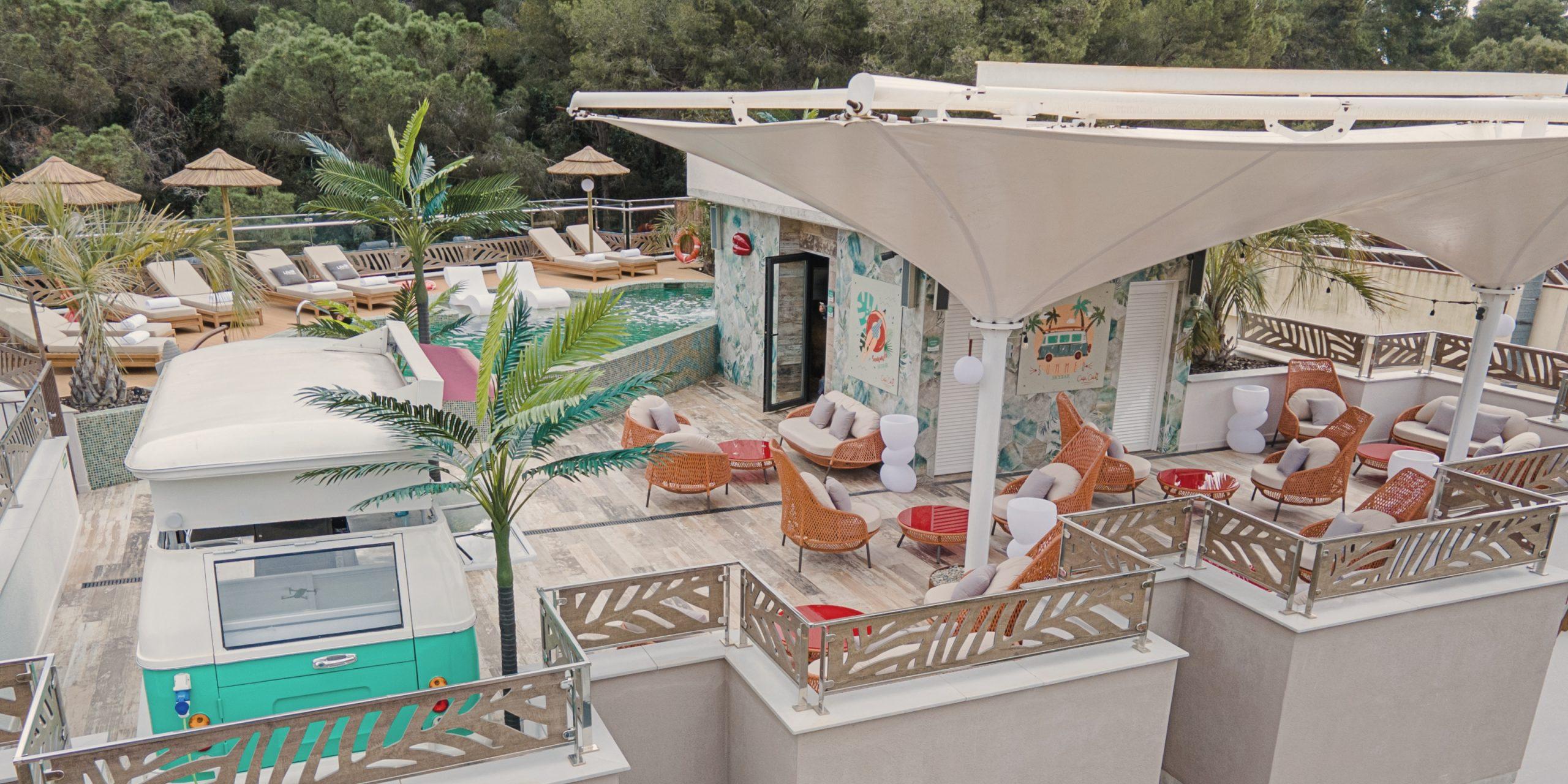 Casa Coco Hotel Skybar