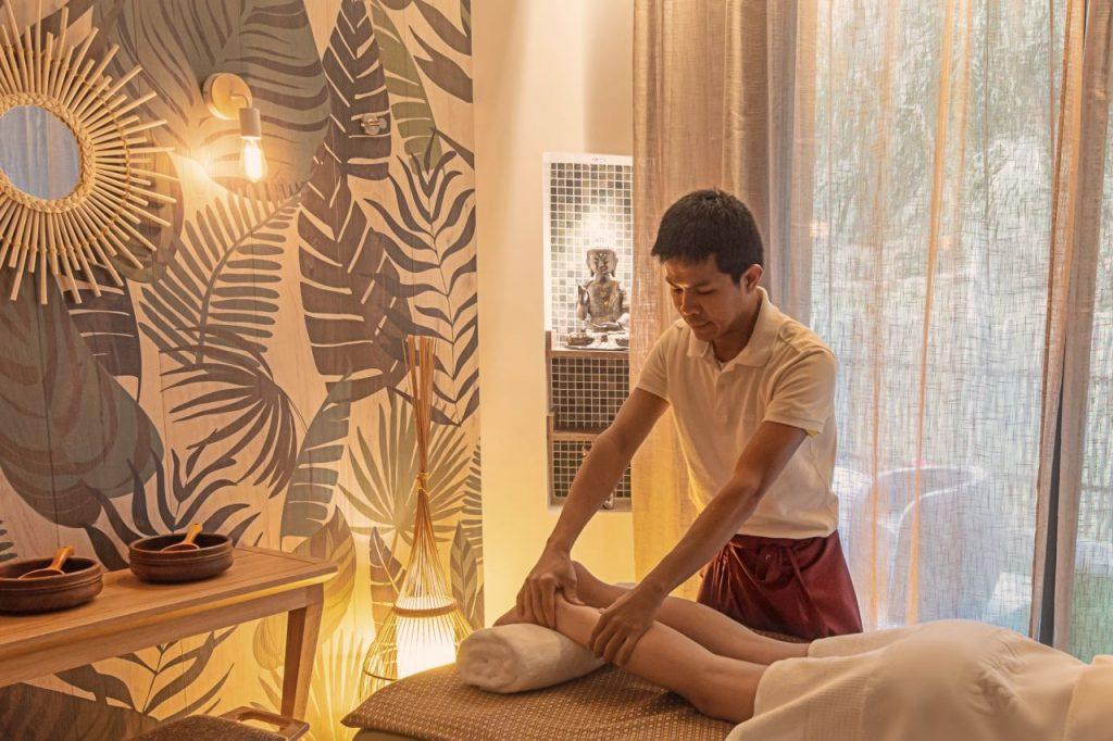 Casa Coco Hotel Spa Massage Thai